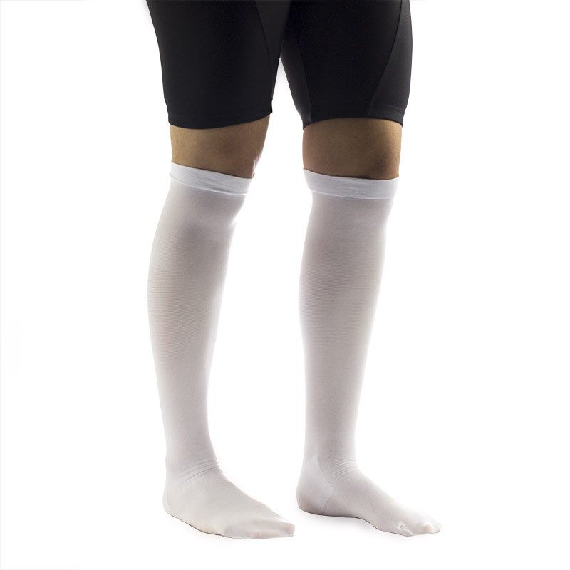 d2bfce74de Covidien TED White Knee Length Anti-Embolism Stockings for Continuing Care  :: Sports Supports | Mobility | Healthcare Products